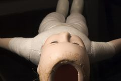 Boneca 3 Imagem de Stock Royalty Free