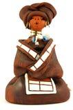 Boneca africana do Xhosa Imagem de Stock