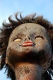 Boneca assustador Fotos de Stock