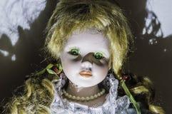 Boneca assustador Imagens de Stock Royalty Free