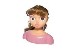 Boneca com grandes olhos Fotografia de Stock