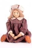 Boneca da porcelana fotografia de stock royalty free