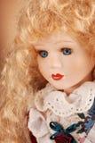 Boneca da porcelana imagem de stock royalty free