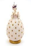 A boneca da porcelana Fotografia de Stock Royalty Free