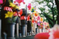Boneca de Janpanese Jizo Foto de Stock