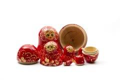 Boneca de Matrioshka Imagem de Stock