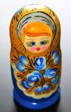 Boneca de Matryoshka de Sochi Rússia imagem de stock