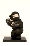 Boneca de Ninja Imagem de Stock Royalty Free