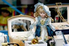 Boneca de tudo Imagem de Stock Royalty Free
