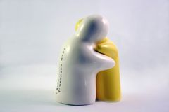 Boneca do amor Imagens de Stock
