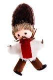 Boneca do Bearskin imagem de stock royalty free
