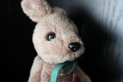 Boneca do canguru de Austrália Foto de Stock Royalty Free