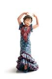 Boneca do Flamenco imagem de stock royalty free