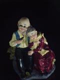 Boneca do homem idoso Fotos de Stock Royalty Free