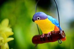 Boneca do papagaio imagens de stock royalty free