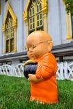 Boneca do principiante vidros pequenos. Imagens de Stock Royalty Free