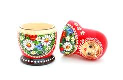 Boneca do russo Imagens de Stock