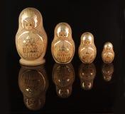 Boneca do russo Fotografia de Stock Royalty Free
