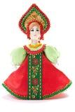 Boneca do russo Foto de Stock Royalty Free