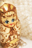 Boneca do russo Imagens de Stock Royalty Free