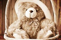 Boneca do urso Fotografia de Stock