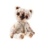 Boneca do urso de peluche Fotografia de Stock Royalty Free