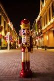 A boneca esplêndido do soldado fotografia de stock royalty free