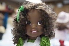 Boneca feliz Imagem de Stock