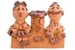 Boneca ucraniana Imagem de Stock Royalty Free