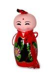 boneca vermelha Foto de Stock