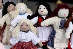 Bonecas Fotografia de Stock