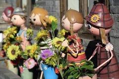 bonecas Foto de Stock Royalty Free