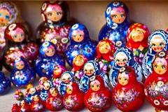 Bonecas aninhadas Fotografia de Stock Royalty Free