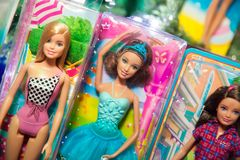 Bonecas bonitas Imagem de Stock