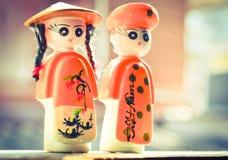 Bonecas bonitas Imagens de Stock
