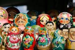 Bonecas de Babushka fotografia de stock