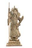 Bonecas de China, porta da igreja das estátuas. Fotografia de Stock