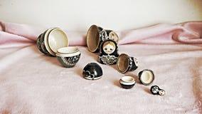 Bonecas de Matryoshka Fotos de Stock Royalty Free