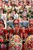 Bonecas do assentamento Foto de Stock