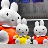 Bonecas do coelho Fotografia de Stock