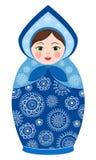 Bonecas do matryoshka da tradição do russo Imagem de Stock Royalty Free