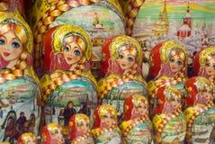 Bonecas do russo Foto de Stock