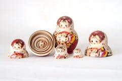 Bonecas do russo Imagem de Stock