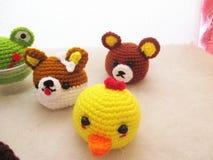 Bonecas feitos a mão Imagem de Stock