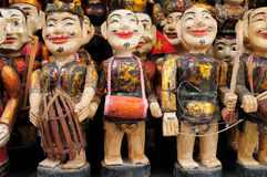 Bonecas vietnamianas Foto de Stock Royalty Free