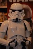 Boneco de ação imperial do soldado de tempestade fotos de stock