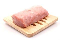 Boneless pork Stock Photography