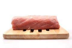 Boneless pork meat Stock Photos