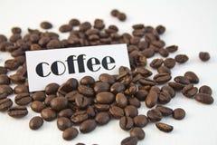 Bonen van de koffie 3 Royalty-vrije Stock Fotografie