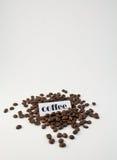Bonen van de koffie 4 Stock Foto